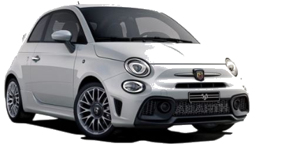 Renting coches Abarth 595