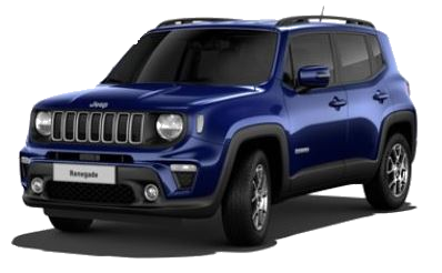 Renting de coches Jeep Renegade
